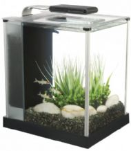 Fluval Spec 10 Litre Fish Tank Black